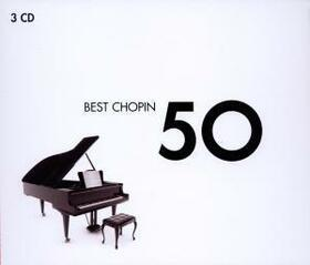 CHOPIN, FREDERIC - 50 BEST CHOPIN