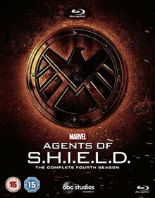 TV SERIES - AGENTS OF SHIELD S4