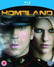 TV SERIES - HOMELAND - SEASON 1