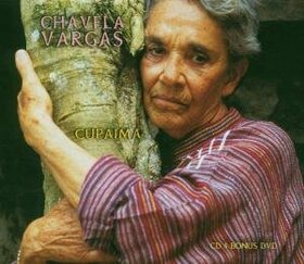 VARGAS, CHAVELA - CUPAIMA + DVD