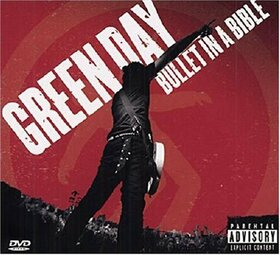 GREEN DAY - BULLET IN A BIBLE + DVD