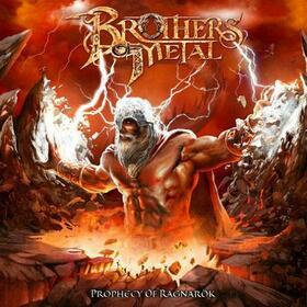 BROTHERS OF METAL - PROPHECY OF RAGNARVK -DIGI-