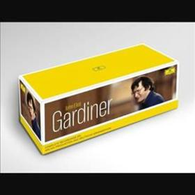 GARDINER, JOHN ELIOT - COMPLETE DG & ARCHIV =DELUXE BOX=