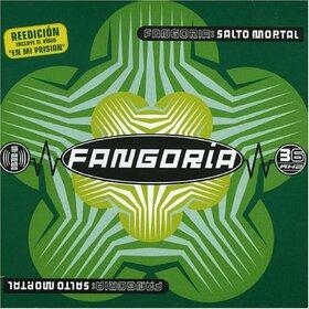 FANGORIA - SALTO MORTAL + CD