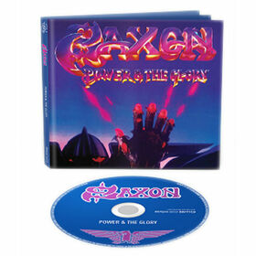 SAXON - POWER & THE GLORY -DELUXE-