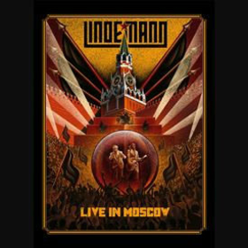 LINDEMANN - LIVE IN MOSCOW + CD