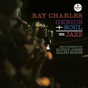 CHARLES, RAY - GENIUS + SOUL = JAZZ -HQ-