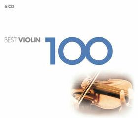 VARIOUS ARTISTS - 100 BEST VIOLIN =BOX=