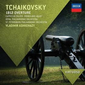 TCHAIKOVSKY, PIOTR ILICH - 1812 OVERTUERE/CAPRICCIO