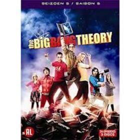 TV SERIES - BIG BANG THEORY-SEASON 5