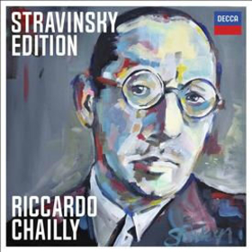 CHAILLY, RICCARDO - STRAVINSKY EDITION -LTD-