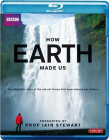 TV SERIES - HOW THE EARTH MADE US