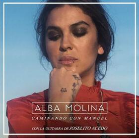 MOLINA, ALBA - CAMINANDO CON MANUEL