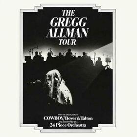 ALLMAN, GREGG - GREGG ALLMAN TOUR