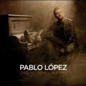 LOPEZ, PABLO - ONCE HISTORIAS Y UN PIANO