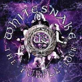 WHITESNAKE - PURPLE TOUR (LIVE) + DVD