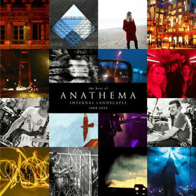 ANATHEMA - INTERNAL LANDSCAPES 2008-2018 -GATEFOLD-