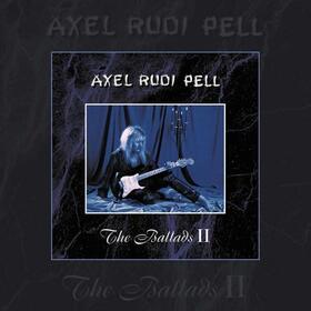 PELL, AXEL RUDI - BALLADS II + CD