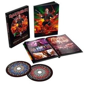 IRON MAIDEN - NIGHTS OF THE DEAD -DELUXE-