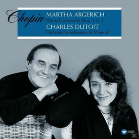CHOPIN, FREDERIC - PIANO CONCERTOS 1 & 2