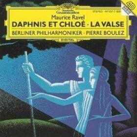 RAVEL, MAURICE - DAPHNIS ET CHLOE/LA VALSE