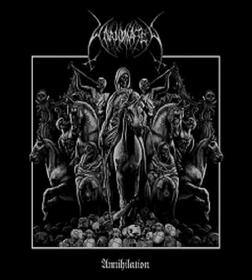 UNANIMATED - ANNIHILATION -EP-