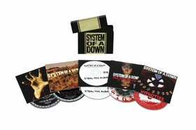 SYSTEM OF A DOWN - ALBUM COLLECTION