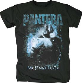 PANTERA - FAR BEYOND DRIVEN BLUE -XXL-