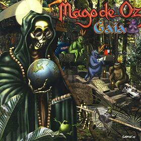 MAGO DE OZ - GAIA + CD