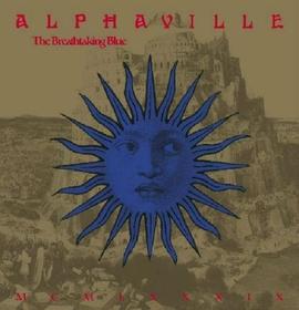 ALPHAVILLE - BREATHTAKING BLUE + DVD