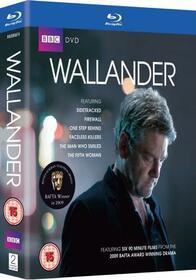 TV SERIES - WALLANDER - SERIES 1-2