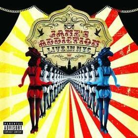 JANE'S ADDICTION - LIVE IN NYC 2011