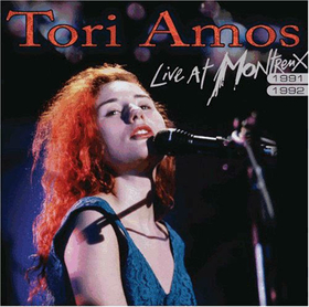 AMOS, TORI - LIVE AT MONTREUX 1991-1992 + BLURAY