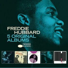 HUBBARD, FREDDIE - 5 ORIGINAL ALBUMS