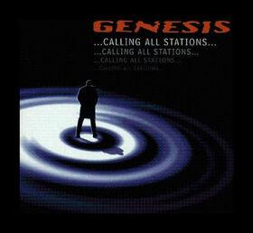 GENESIS - CALLING ALL STATIONS -HQ-