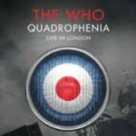 WHO - QUADROPHENIA - LIVE IN LONDON