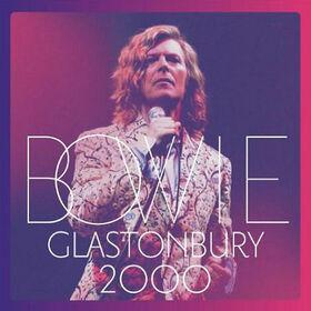 BOWIE, DAVID - GLASTONBURY 2000 + DVD