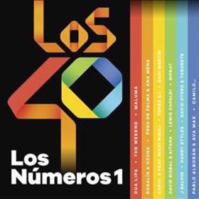 VARIOS ARTISTAS - NUMEROS 1 DE 40 PRINCIPALES 2020