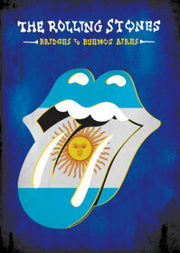 ROLLING STONES - BRIDGES TO BUENOS AIRES + BLRY