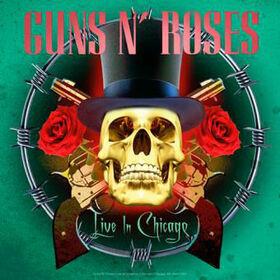 GUNS N' ROSES - BEST OF LIVE IN CHICAGO