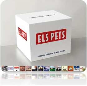 ELS PETS - DISCOGRAFIA COMPLETA 1989 - 2010 =BOX=