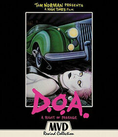 VARIOUS ARTISTS - DOA: A RIGHT OF PASSAGE