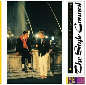 STYLE COUNCIL - INTRODUCING -HQ-