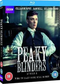 TV SERIES - PEAKY BLINDERS - SERIES 2
