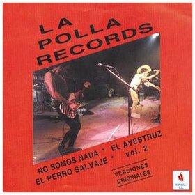 POLLA RECORDS - VOL II