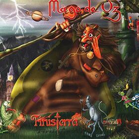 MAGO DE OZ - FINISTERRA + CD
