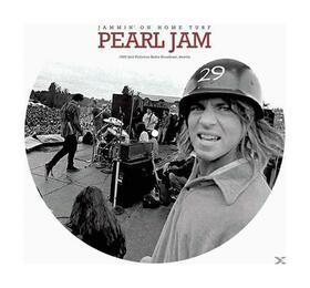 PEARL JAM - SELF POLLUTION RADIO 1995 -PD-