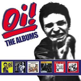 VARIOUS ARTISTS - OI! THE ALBUMS