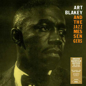 BLAKEY, ART - ART BLAKEY & HIS JAZZ MESSENGERS -LTD-