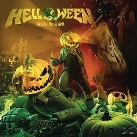 HELLOWEEN - STRAIGHT OUT OF HELL -DIGI 2020-